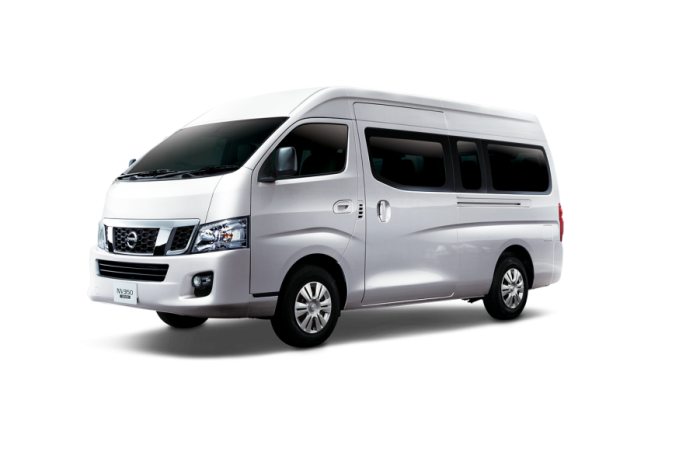 Nissan Urvan (High Roof)